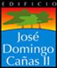 Logo Edificio José Domingo Cañas II